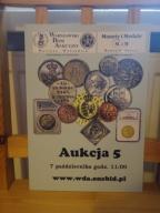 Katalog aukcji 5 - WDA MIM - 7 października 2017