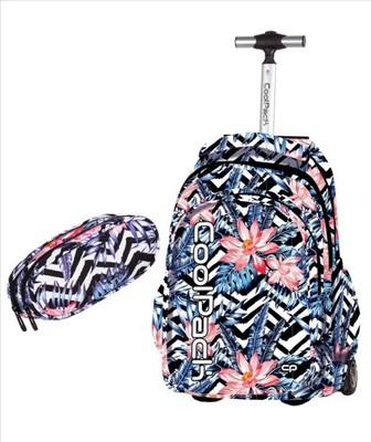 Plecak Na Kolkach Coolpack Mlodziezowy Piornik 6921772875 Oficjalne Archiwum Allegro