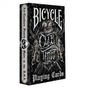 Karty Do Gry Bicycle Club Tattoo Talia Tatuaż Poke