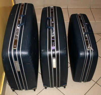 6534a570b932 Zestaw 3 walizek Samsonite wzmocnione ABS - 6680938333 - oficjalne ...