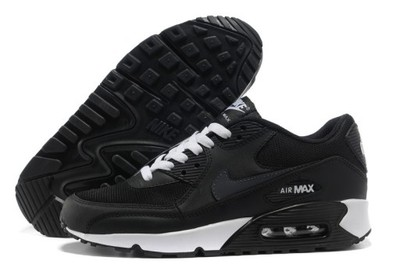 air max czarno białe