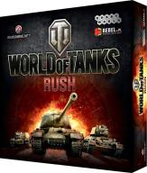 Gra karciana World of Tanks: Rush, Planszarnia