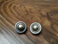 Klipsy 16,7 g srebro 925 - -bcm- -