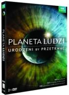 PLANETA LUDZI Dokument BBC Earth 400 min. 2DVD 24h