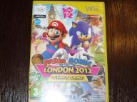 Gra Nintendo Wii Mario&Sonic Olimpic Game 2012