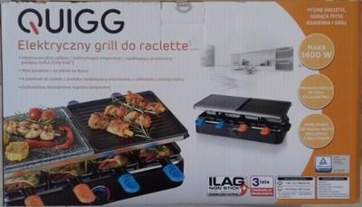 Aldi Holzkohlegrill Quigg : Elektryczny grill do raclette nowy quigg aldi