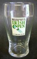 MURPHY'S Irish Open szklanka PINT Murphys IRLANDIA