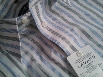 Koszule 2 szt Dino Salvani Lavard 41, 42 188-194