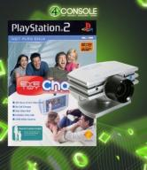 PS2 KAMERA SILVER EYETOY SREBRNA+ EYE TOY CHAT !