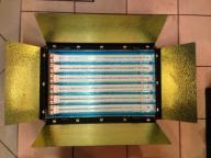 STUDYJNA LAMPA SOFTBOX 5500K 6x55W PLENEROWA SZCZE