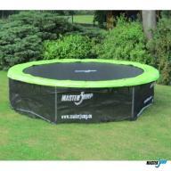 Siatka zabezpieczająca pod trampolinę 457cm!