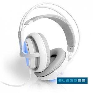 Sluchawki Frost Blue Steelseries Siberia V2 6473384185 Oficjalne Archiwum Allegro