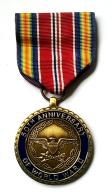 Medal USArmy - 50th ANNIVERSARY WWII COMMEMORATIVE