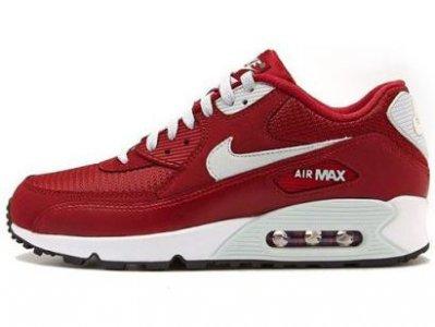 Nike air max 90 essential bordo 537384 605 r.40 44 Zdjęcie