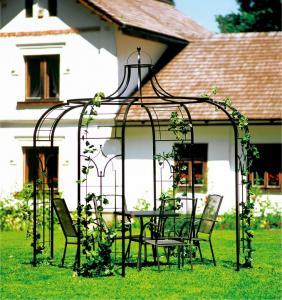 Altana Pergola Ogrodowa Konstrukcja Z Metalu 5957550416