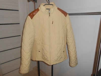 24e2575ffd027 RALPH LAUREN kurtka pikowana wiosenna SUPER STAN L - 6753054762 ...