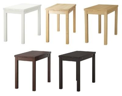 Ikea Stół Rozkładany 50 90 Cm Bjursta Kurier24 6676032442
