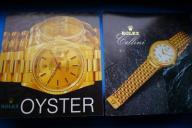Prospekt Broszura ROLEX Oyster Cellini 1989