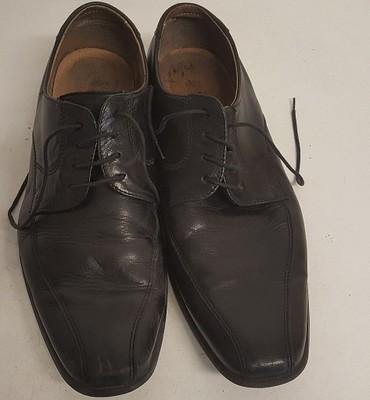 e9945295 Półbuty męskie WOJAS 41 buty skórzane eleganckie - 6713159081 ...