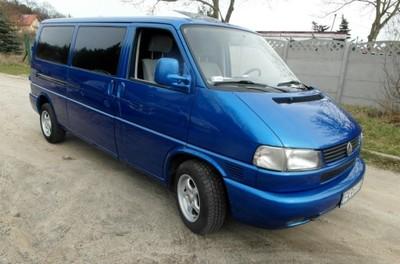 Vw T 4 Multivan Long Klima Tempomat Alu 2 5 Tdi 6842640503 Oficjalne Archiwum Allegro