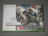 Konsola Xbox One S 1TB + Gears of War 4 PL
