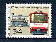 A17193 KOLEJNICTWO AUSTRALIA 1854**