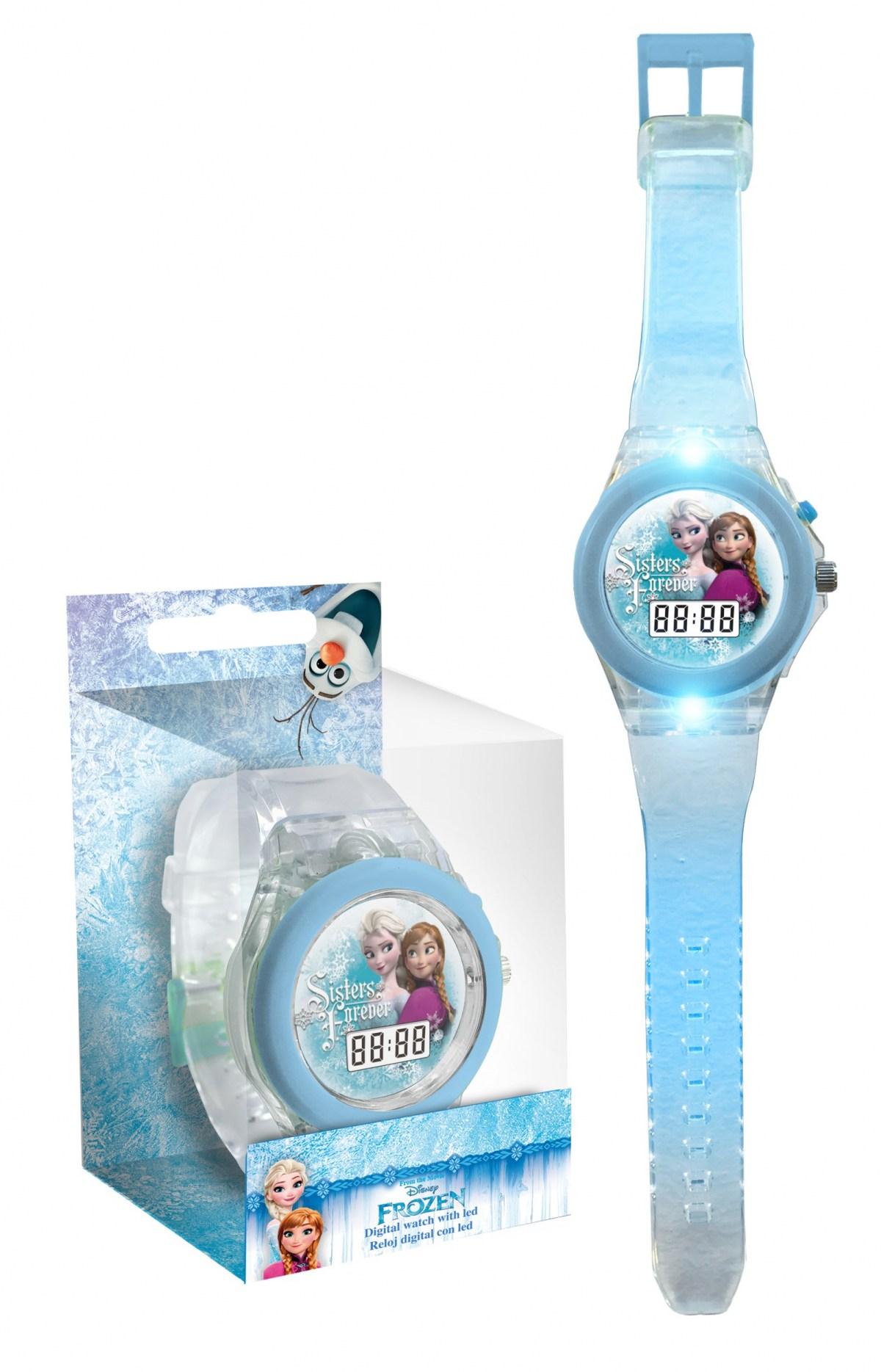 Zegarek na rękę Frozen - Kraina Lodu MEGA