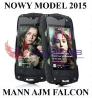 MANN ZUG3 AJM FALCON IP68 QUAD CORE 1GB/4GB + ETUI