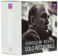 CD Richter, Sviatoslav - Solo Recordings