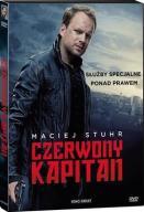 CZERWONY KAPITAN [DVD] folia nowy