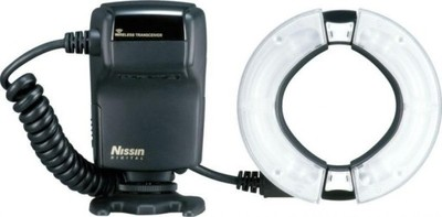 Lampa błyskowa pierścieniowa Nissin MF 18 Nikon