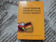 Wielki Słownik niemiecko-polski ,1040 stron