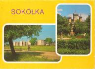 SOKÓŁKA --- BLOKI --- CERKIEW --- 1978