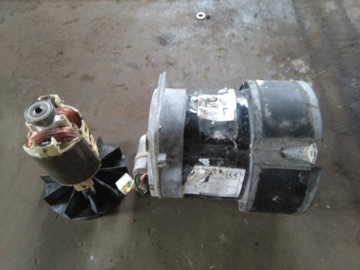 W Ultra Prądnica do agregatu Honda GX160 240V 110V - 6257366124 UG45