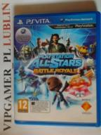 PLAYSTATION ALL-STARS BATTLE ROYALE PL * LUBLIN *