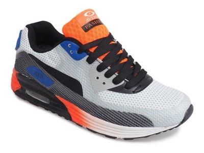 Sportowe Trampki B49 6 Czerwony | Sneakers, Air max sneakers