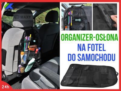 Organizer Pokrowiec Do Samochodu Na Fotel