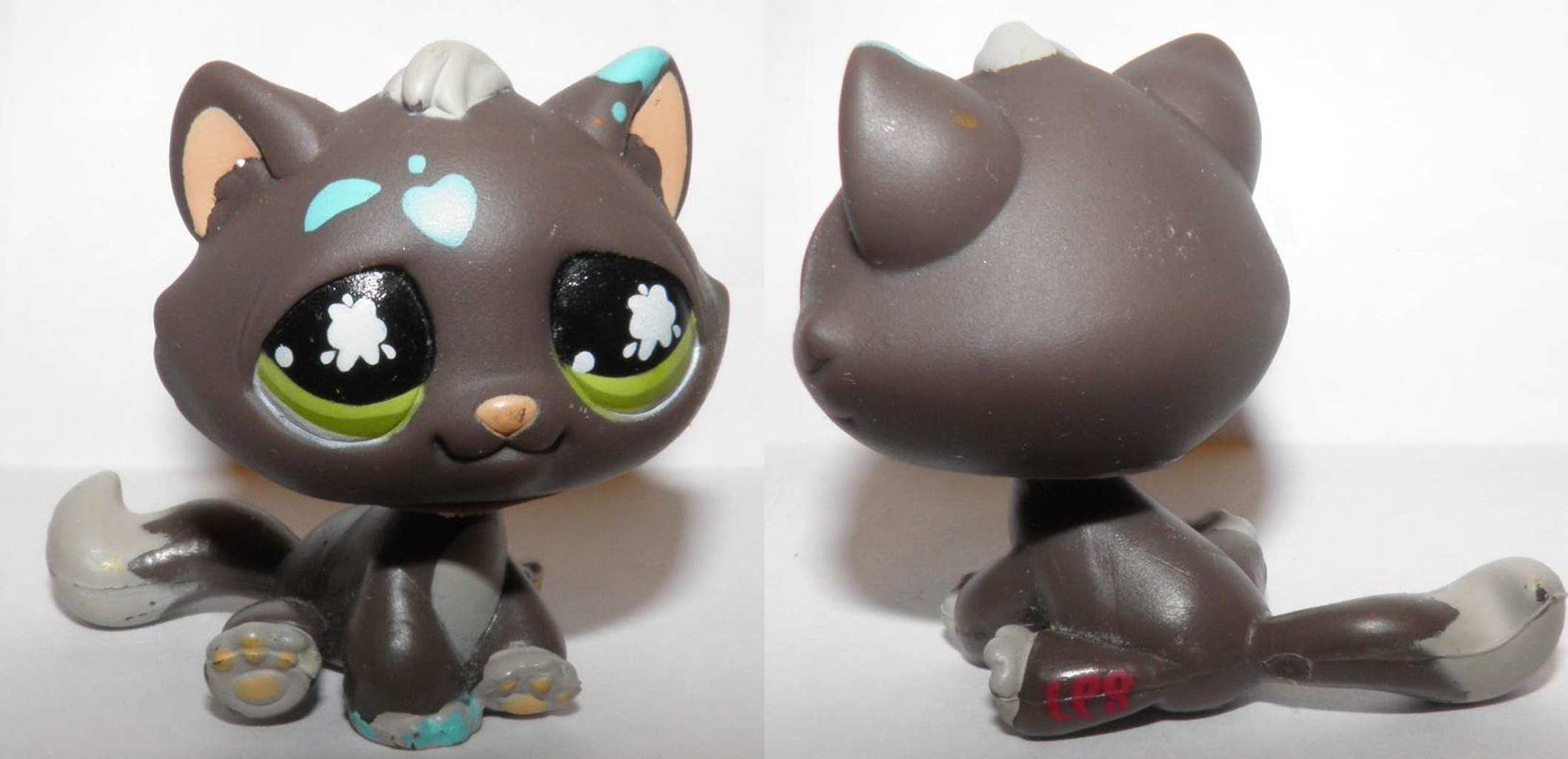 LITTLEST PET SHOP LPS KOT KOTEK UNIKAT