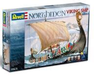 Model do sklejania REVELL Northmen Viking Ship + f