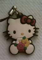 ZAWIESZKA DO TELEFONU Hello Kitty