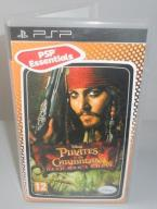 GRA PIRATES OF THE CARIBBEAN DEAD MANS CHEST PSP