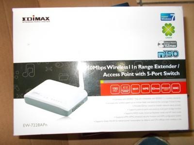 Edimax 150MbpsWireless11n Range Extender KM2