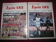 Życie ŁKS dwa numery 1999 Łódzki Klub Sportowy