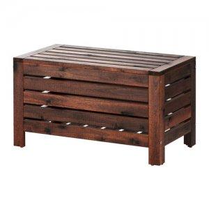Applaro ława Ze Schowkiem Ogród Balkon Ikea Fv 6116357462
