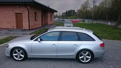 Audi A4 B8 Wymiana Relingów Ukryte Funkcje Itp 6972468389