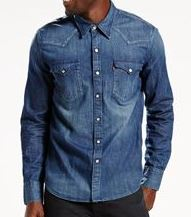 koszula dżinsowa LEVI's - nowa (S)