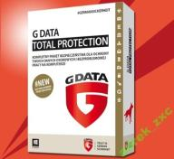 G Data Total Protection Licencja na 90 dni.