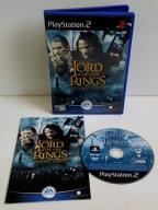 THE LORD OF THE RINGS THE TWO TOWERS - PS2 PREM.