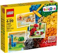LEGO CLASSIC Kreatywne Pudełko XL 1600 el. 10654