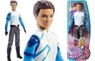 Barbie GWIEZDNA PRZYGODA Kosmiczny KEN Mattel